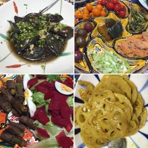 obon yemekleri
